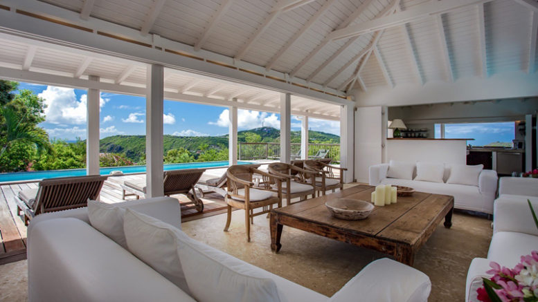 l'immobilier à Saint Barth