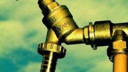robinet de plomberie