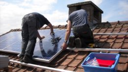 Panneau-solaire-chauffage