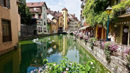 transaction immobilière à Annecy