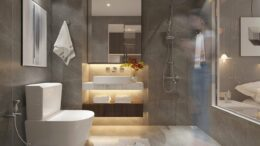 toilette salle de bains