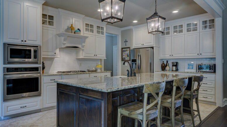 cuisine intérieur maison