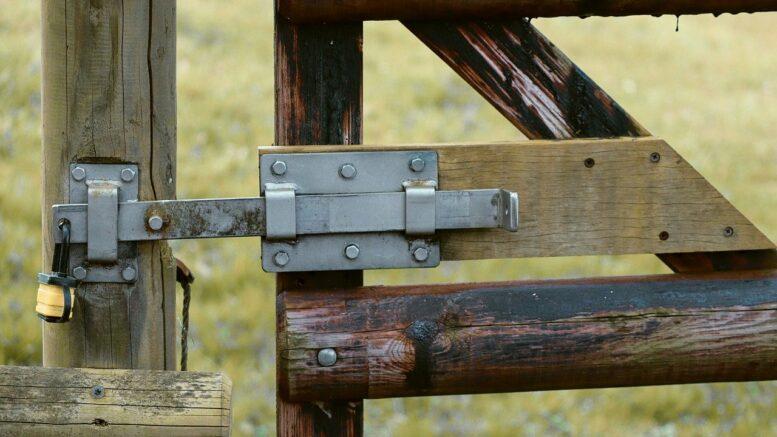 fermeture cadenas
