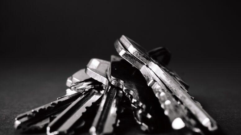 clés perdues